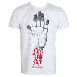 t-shirt metal uomo Converge - You Fail Me White - KINGS ROAD, KINGS ROAD, Converge