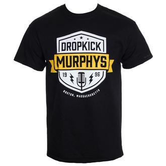 t-shirt metal uomo Dropkick Murphys - 1996 Shield - KINGS ROAD, KINGS ROAD, Dropkick Murphys