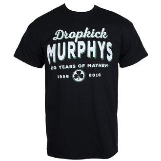 t-shirt metal uomo Dropkick Murphys - 20 Years - KINGS ROAD, KINGS ROAD, Dropkick Murphys