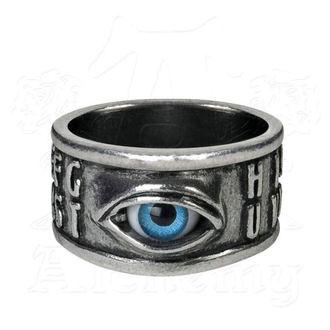 anello ALCHEMY GOTHIC - Ouija Eye, ALCHEMY GOTHIC