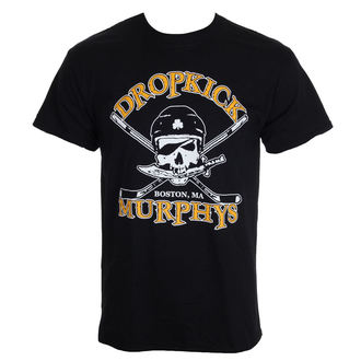 t-shirt metal uomo Dropkick Murphys - Hockey Skull - KINGS ROAD, KINGS ROAD, Dropkick Murphys