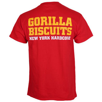 t-shirt metal uomo Gorilla Biscuits - Hold Your Ground - KINGS ROAD, KINGS ROAD, Gorilla Biscuits