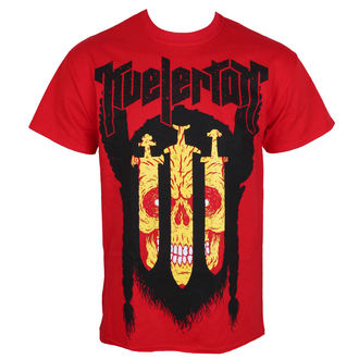 t-shirt metal uomo Kvelertak - 3 Swords Red - KINGS ROAD, KINGS ROAD, Kvelertak