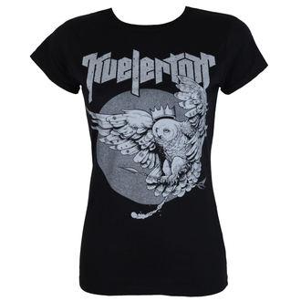 t-shirt metal donna Kvelertak - Owl King Silver - KINGS ROAD, KINGS ROAD, Kvelertak