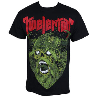 t-shirt metal uomo Kvelertak - Zombie Viking Green - KINGS ROAD, KINGS ROAD, Kvelertak