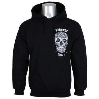 felpa con capuccio uomo Parkway Drive - Skull - KINGS ROAD, KINGS ROAD, Parkway Drive