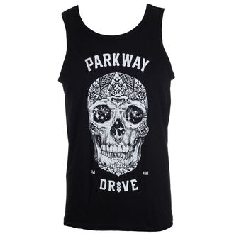Superiore uomo Parkway Drive - Skull - KINGS ROAD, KINGS ROAD, Parkway Drive