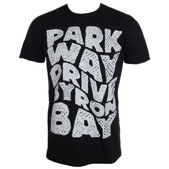 t-shirt metal uomo Parkway Drive - Warped - KINGS ROAD, KINGS ROAD, Parkway Drive