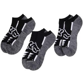 calzini alla caviglia FOX - Perf No Show - Nero, FOX