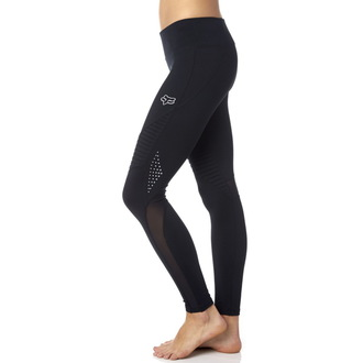 leggings donna FOX - Moto - Nero, FOX