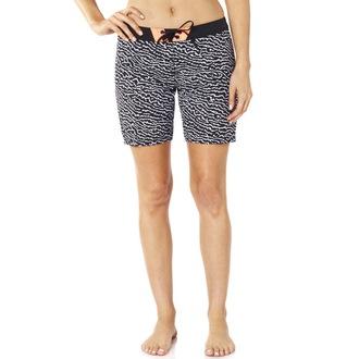 costumi da bagno donne (pantaloncini) FOX - Chargin - Nero / bianca, FOX