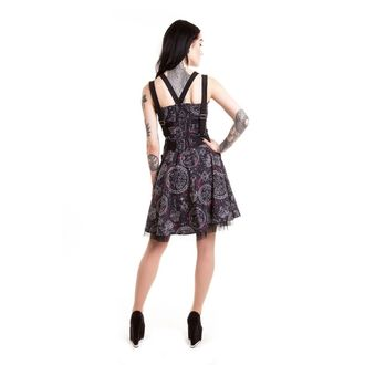 Vestito da donna HEARTLESS - MYSTIC GALAXY - NERO, HEARTLESS