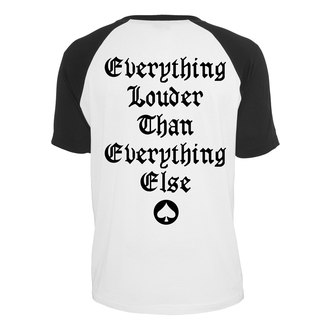 t-shirt metal uomo Motörhead - Everything Louder -, Motörhead