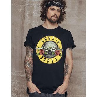 t-shirt metal uomo Guns N' Roses - Logo - NNM - MT346