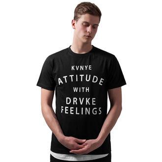 Maglietta uomo Atteggiamento e sentimenti, URBAN CLASSICS
