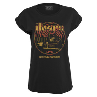 t-shirt metal donna Doors - Warp - URBAN CLASSICS, URBAN CLASSICS, Doors