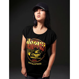 t-shirt metal donna Doors - Warp - NNM, NNM, Doors