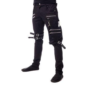 pantaloni da uomini Vixxsin - JAEL - NERO, VIXXSIN
