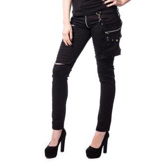 pantaloni donne Vixxsin - SCARLETT - NERO, VIXXSIN