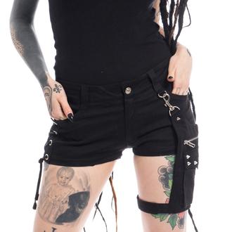 Pantaloncini da donna Vixxsin - NAOKO - NERO, VIXXSIN