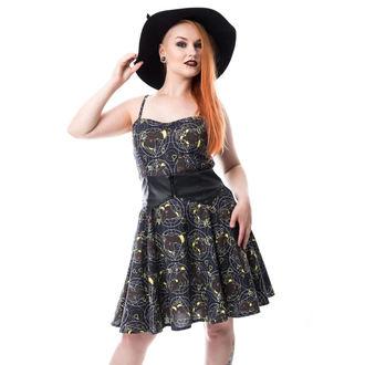 Vestito da donna CUPCAKE CULT - MOON FOX - NERO, CUPCAKE CULT