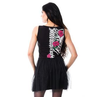 Vestito da donna Vixxsin - RIB N ROSE - NERO, VIXXSIN