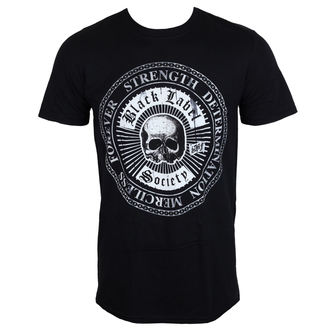 t-shirt metal uomo Black Label Society - STRENGTH - PLASTIC HEAD