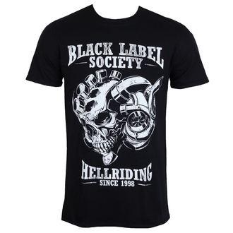t-shirt metal uomo Black Label Society - HELL RIDING - PLASTIC HEAD, PLASTIC HEAD, Black Label Society