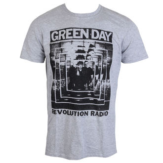 t-shirt metal uomo Green Day - POWER SHOT - PLASTIC HEAD, PLASTIC HEAD, Green Day