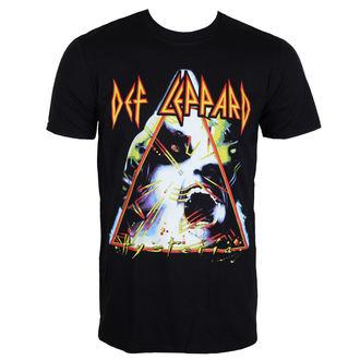 t-shirt metal uomo Def Leppard - HYSTERIA - PLASTIC HEAD, PLASTIC HEAD, Def Leppard