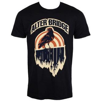 t-shirt metal uomo Alter Bridge - BLACK CROW - PLASTIC HEAD, PLASTIC HEAD, Alter Bridge