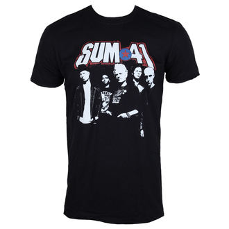 t-shirt metal uomo Sum 41 - PHOTO PORTRAIT - PLASTIC HEAD, PLASTIC HEAD, Sum 41