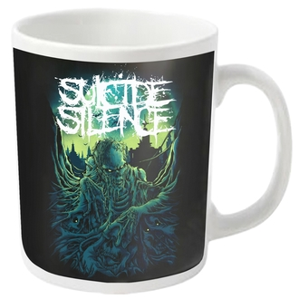Tazza SUICIDE SILENCE - ZOMBIE ANGST - PLASTIC HEAD, PLASTIC HEAD, Suicide Silence