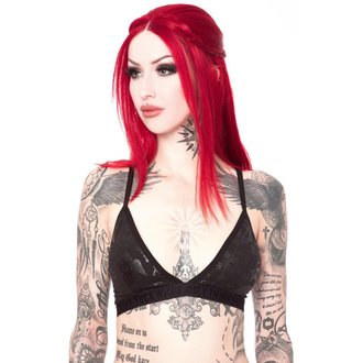 reggiseno da donna KILLSTAR - Demonica - Nero, KILLSTAR