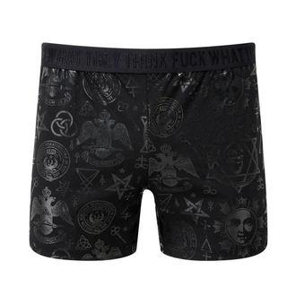 pantaloncini da puglie uomo KILLSTAR - Aiden - Nero