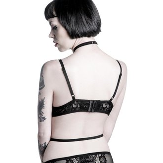 Reggiseno KILLSTAR - Bella Morte Parisian - Nero, KILLSTAR