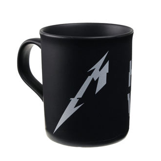 Tazza Metallica - M Hardwired Matte - Nero, Metallica