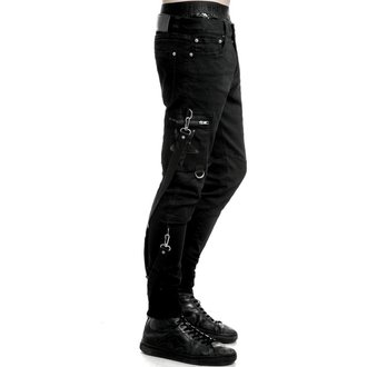 Pantaloni uomo KILLSTAR - Death Trap - Nero, KILLSTAR
