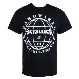 t-shirt metal uomo Metallica - Hardwired Domination -, Metallica