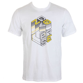 t-shirt street uomo - Converse 3D Wordmark - CONVERSE, CONVERSE