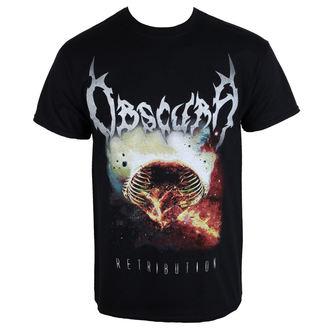 t-shirt metal uomo Obscura - RETRIBUTION - RAZAMATAZ, RAZAMATAZ, Obscura