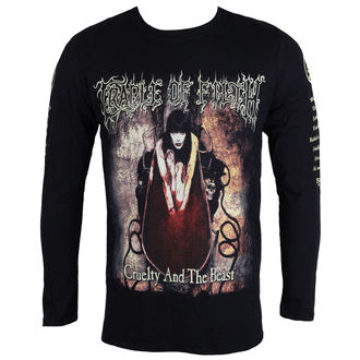 t-shirt metal uomo Cradle of Filth - CRUELTY AND THE BEAST - RAZAMATAZ, RAZAMATAZ, Cradle of Filth