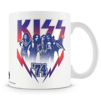 tazza KISS - ´74 - HYBRIS, HYBRIS, Kiss