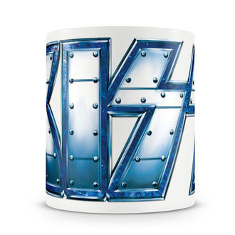 tazza KISS - Metal Logo - HYBRIS, HYBRIS, Kiss