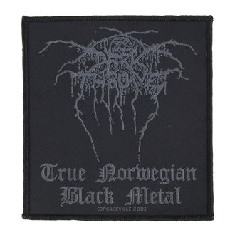 toppa DARKTHRONE - TRUE NORWEGIAN BLACK METAL - RAZAMATAZ, RAZAMATAZ, Darkthrone