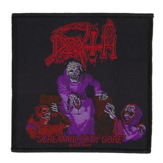 toppa DEATH - SCREAM BLOODY GORE - RAZAMATAZ, RAZAMATAZ, Death