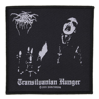toppa DARKTHRONE - TRANSILVANIAN HUNGER - RAZAMATAZ, RAZAMATAZ, Darkthrone