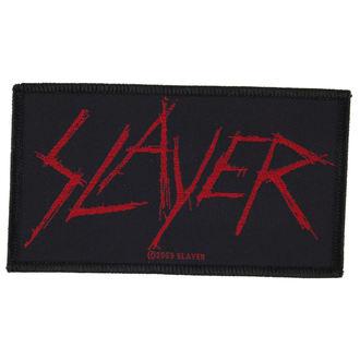 toppa SLAYER - SCRATCHED LOGO - RAZAMATAZ, RAZAMATAZ, Slayer