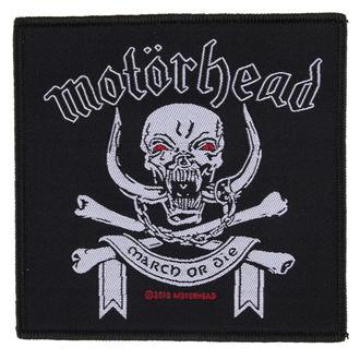 toppa Motörhead - March ör Die - RAZAMATAZ, RAZAMATAZ, Motörhead