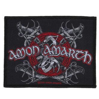 toppa AMON AMARTH - VIKING DOG - RAZAMATAZ, RAZAMATAZ, Amon Amarth